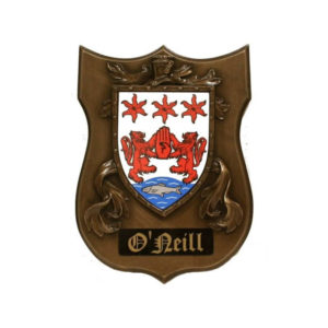 Druid Craft Single Family Crest (Bronze)