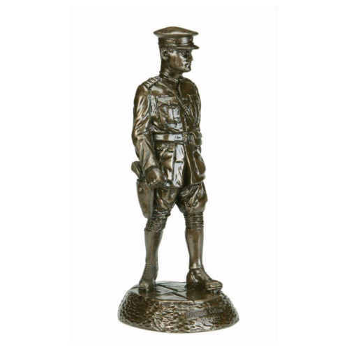 Michael Collins bronze statue (large)