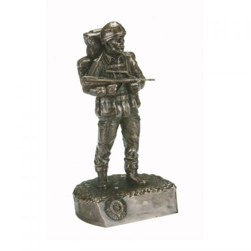 Army FF Soldier 1 Druid Craft Bronze