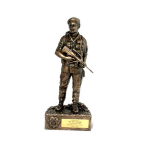 Army FF Soldier Druid Craft Bronze