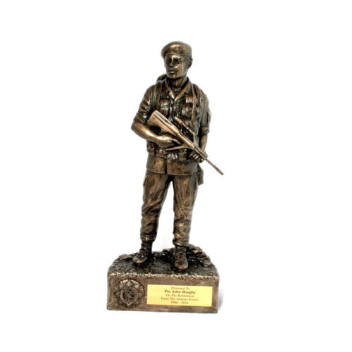 Army FF Soldier Druid Craft Bronze