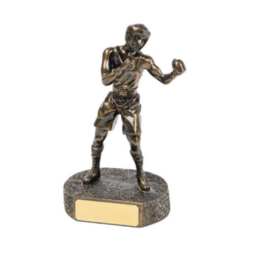 Boxing Award Trophy 21cm