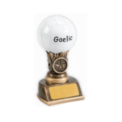 GAA Gaelic Ball Award - 15cm