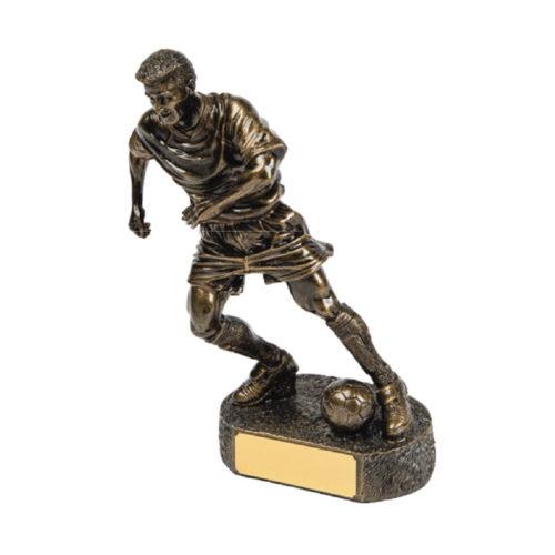 Soccer Player Trophy